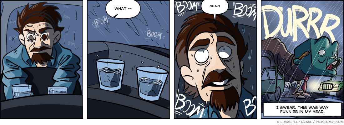 Piece of Me. A webcomic about lame movie references and pointless jokes.