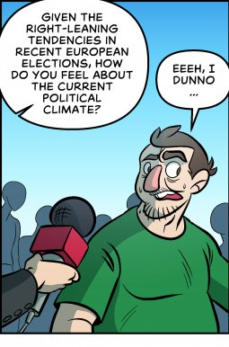 Piece of Me. A webcomic about political climates and opinions.
