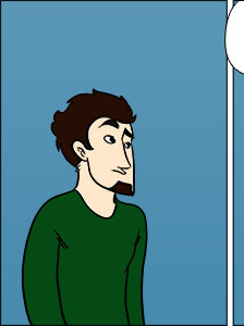 Piece of Me. A webcomic about really subtle and rather lame punchlines.